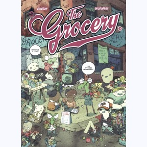 The Grocery : Tome 3