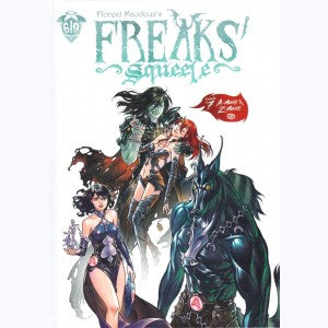 Freaks' Squeele : Tome 7, A-Move & Z-Movie