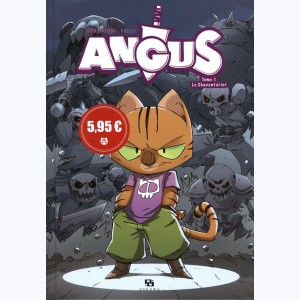 Angus : Tome 1, Le Chaventurier