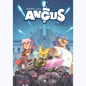 Angus : Tome 4, Aventure au musée