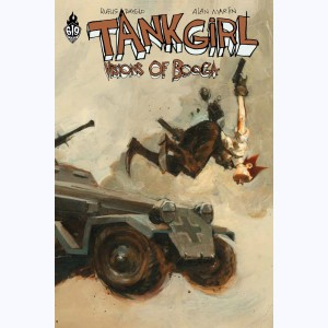 Tank Girl : Tome 6, Visions of Booga