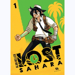 Lost Sahara : Tome 1