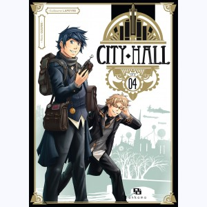 City Hall : Tome 4