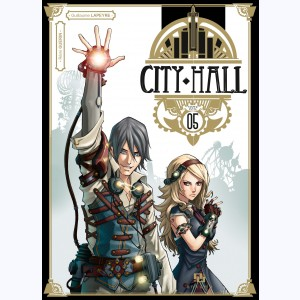 City Hall : Tome 5