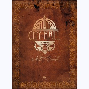 City Hall, Notebook