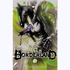 Alice in Borderland : Tome 2