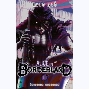 Alice in Borderland : Tome 11