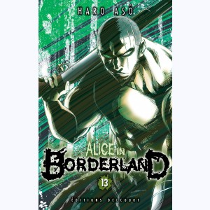 Alice in Borderland : Tome 13