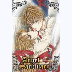 Angel Sanctuary : Tome 4