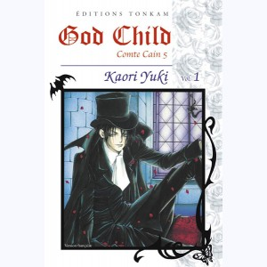 Comte Cain : Tome 5.1, God Child
