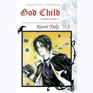 Comte Cain : Tome 5.3, God Child