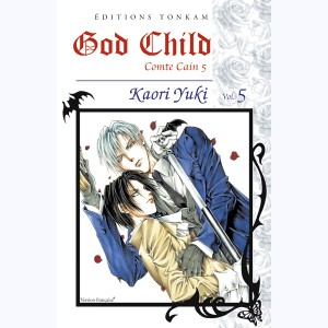 Comte Cain : Tome 5.5, God Child