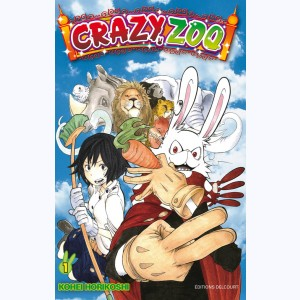 Crazy Zoo : Tome 1