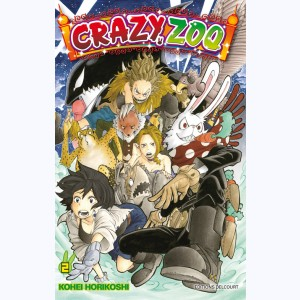 Crazy Zoo : Tome 2