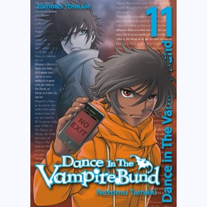 Dance in the vampire bund : Tome 11