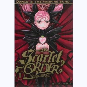 Dance in the vampire bund : Tome 1, Scarlet Order