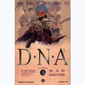 D.N.A² : Tome 5