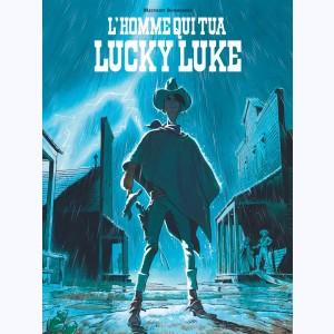 L'Homme qui tua Lucky Luke de Bonhomme chez Dargaud
