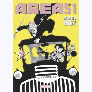 Area 51 : Tome 7