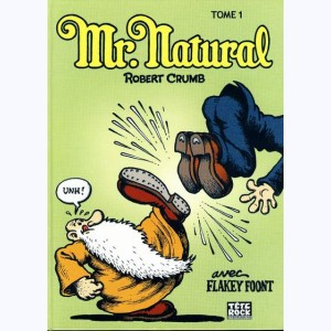 Mr. Natural : Tome 1