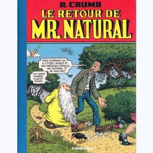 Mr. Natural, Le retour de Mr. Natural