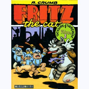 Fritz the cat, Volume 1