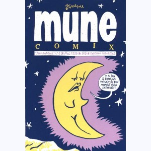Mune Comix : Tome 1