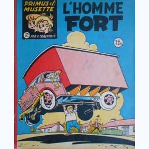 Primus et Musette : Tome 2, L'homme fort
