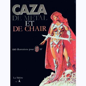 De métal et de chair, 100 illustrations pour J'ai lu SF