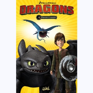 Dragons (DreamWorks) : Tome 4, Passager clandestin