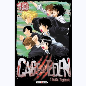 Cage of Eden : Tome 18