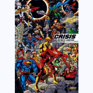 Crisis on infinite earths, Intégrale
