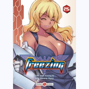 Freezing : Tome 25