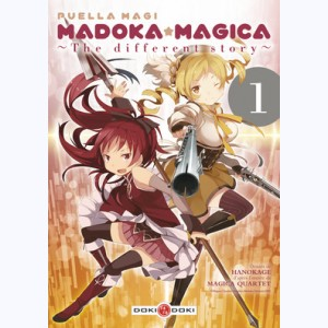 Puella Magi Madoka Magica - The Different Story : Tome 1
