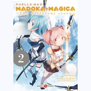 Puella Magi Madoka Magica - The Different Story : Tome 2