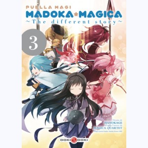 Puella Magi Madoka Magica - The Different Story : Tome 3