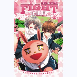 Fight Girl : Tome 13