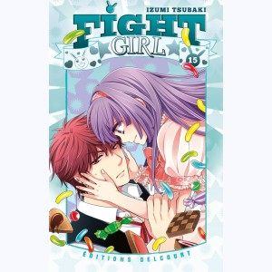 Fight Girl : Tome 15