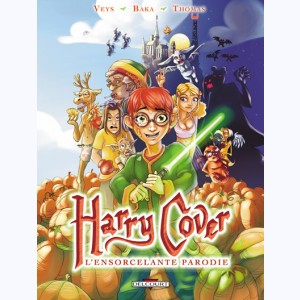Harry Cover : Tome 1, L'Ensorcelante Parodie