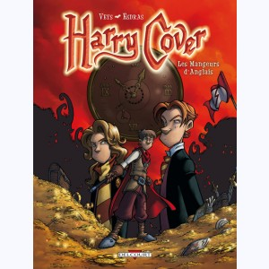 Harry Cover : Tome 2, Les Mangeurs d'Anglais