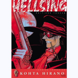 Hellsing : Tome 1