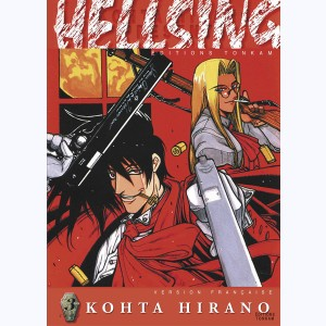 Hellsing : Tome 3