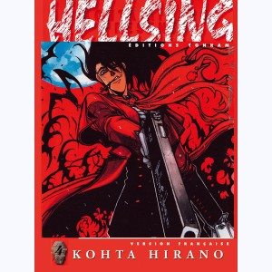 Hellsing : Tome 4