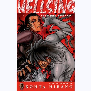 Hellsing : Tome 9