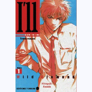 I'll - Generation Basket : Tome 1, Wild Diamond