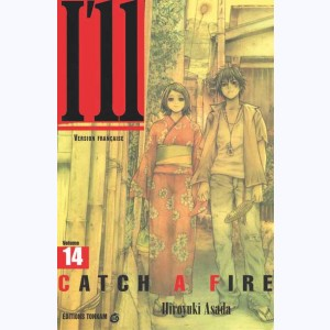 I'll - Generation Basket : Tome 14, Catch a Fire