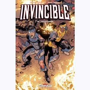 Invincible : Tome 18, Hécatombe