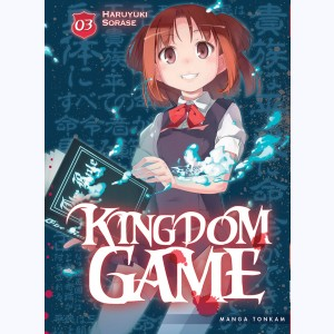 Kingdom Game : Tome 3