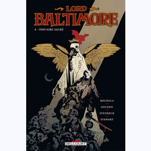 Lord Baltimore : Tome 4, Ossuaire sacré