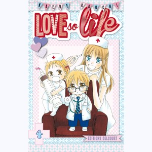 Love so life : Tome 4